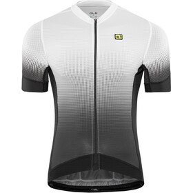 Alé Cycling PRS Dots Jersey korte mouwen Heren, black-white